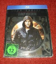 M. I.: Ghost Protocol *Steelbook - Futurepak* / German Brand New Pls READ Descr.