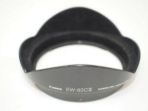 Canon EW-83C II Lens Hood for 17-35mm f2.8 L Lens