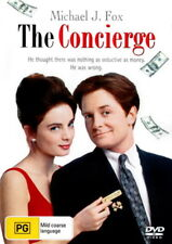 The Concierge - Comedy / Romance / Adventure - Michael. J. Fox - NEW DVD
