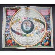 Antique Astronomy Atlas Folio Map Astronomy Chart Magical Alchemy Taschen 2012