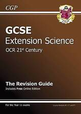 GCSE Further Additional (Extension) Science OCR 21st Century Revision Guide (wit