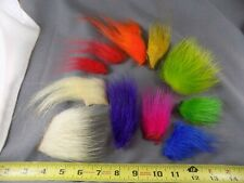 New listing Rare Vintage hair lot salmon streamer saltwater fly tying materials