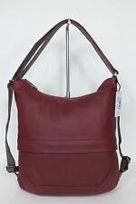 Neu Mandarina Duck Leder Rucksack Backpack Henkeltasche Tasche Bag 4-17 (250)