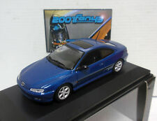 PEUGEOT 406 COUPE 1996 BLUE AZUL METALLIC 1/43 MINICHAMPS