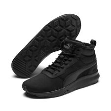 Puma St Activate Mid Wtr Outdoor Shoes High Trainers 369784 Black