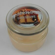 Pumpkin Spiced Cheesecake Fragrance Scented Candle 9oz/255g