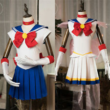 Sailor Moon Cosplay Costume Girl Women Dress Anime Uniform Halloween Custom Made