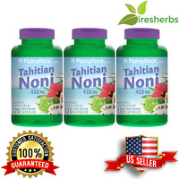 TAHITIAN NONI 410MG IMMUNITY MENSTRUATION URINARY DIGESTION SUPPLEMENT 360 CAPS