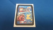 2005 Topps Wacky Packages Series 2 Trading Card #14 SNORITOS NACHOZZZS FLAVOR
