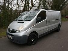 Vivaro LWB Commercial Vans & Pickups with Disc Brakes