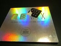 """CD NEUF """"THE REMIX COLLECTION FROM HERE LIES LOVE"""" David BYRNE & Fatboy Slim"""