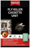 Rentokil Fly Killer Cassette Flies Insect Wasps Mosquitoes Moth Trap