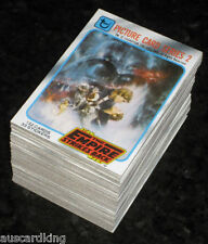 Star Wars - Empire Strikes (ESB) - Series 2 -  Complete Card Set (132) 1980 - NM