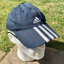 Vintage Adidas Baseball Cap Hat - Adjustable, Small (S)