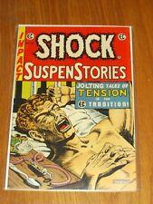 SHOCK SUSPENSTORIES #12 FN- (5.5) EC COMICS CLASSIC REPRINT #3 DRUGS ISSUE 1973+