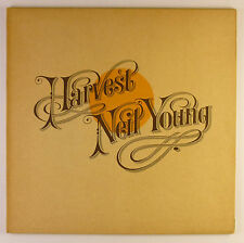 """12"""" LP - Neil Young - Harvest - B4474 - washed & cleaned"""