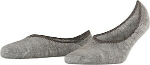 FALKE Women's 179513 No Show Sock Grey Size US 6.5-7.5 (EU 37-38 Ι UK 4-5)
