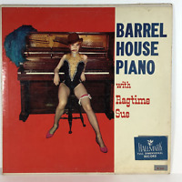"Ragtime Sue Barrel House Piano LP 12"" 33RPM Vinyl Record HLPS-334"