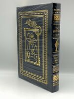 SIGNED Easton Press THE POSTMAN David Brin Collector's LIMITED Edition DYSTOPIAN