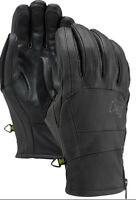 BURTON Handschuh AK Leather Tech true black