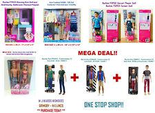 Barbie Ken productos-Playsets