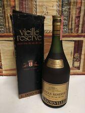 Brandy Vieille Reserve L. Dorville 75cl 40% anni 70 IMP. G.f. ferraretto con Box