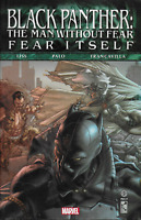 Black Panther Man Without Fear: Fear Itself TPB 2012 Marvel Comics 1st Print