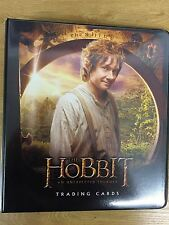 The Hobbit An Unexpected Journey Official Cryptozoic Binder