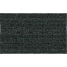 Charcoal 60 x 36 Recycled Rubber/Thermoplastic Rib Door Mat Enviroback