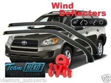 Wind deflectors TOYOTA RAV4  III XA30 5D  2005 - 2012   2.pc HEKO 29379  FRONT