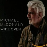Michael McDonald : Wide Open (New & Sealed) CD- Digipack