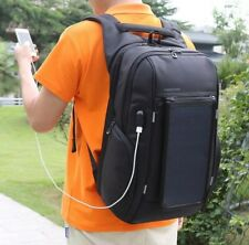 "Solar Charging Panel Backpack 15.6 inch by ""Kingson Bags"" built a cut above"