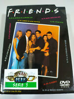 Friends Tercera Temporada 3 Completa Serie TV - 4 x DVD Español Ingles