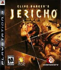 Clive Barker's Jericho (Sony PlayStation 3, PS3) - DISC ONLY