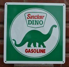 Sinclair Gasoline pump SIGN Gas Station Dino Supreme Collectible Logo