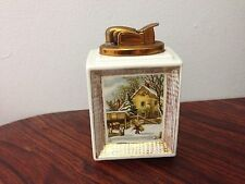 Evans Table Lighter Bone China