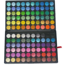 120 colori Eyeshadow Palette MAKE UP KIT SET SCATOLA PROFESSIONALI