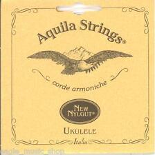 Ukulele Strings Aquila Tenor Uke 'Nylgut' Strings Made In Italy