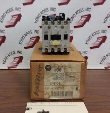 Allen-Bradley 100-A24NZ243 Ser. B Contactor