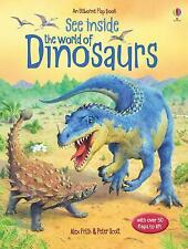 See Inside the World of Dinosaurs by Alex Frith (Hardcover, 2006)