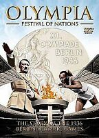 Olympia Festival of Nations - The Story of the 1936 Berlin Olympic Games [DVD] [
