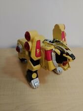 1994 Vintage Saban's Power Rangers Yellow Tiger Zord