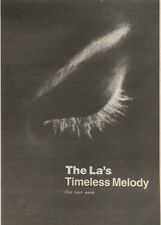 1/9/90 Pgn17 Advert: The la'stimeless Melody Is Coming Out Next Week 7x5