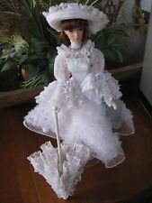"JUDY GARLAND MEET ME IN ST LOUIS BY MADAME ALEXANDER DOLL 16"" STAND BOX MINT"