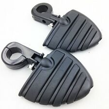 """1 1/4"""" Wing Foot pegs P Clamps for KAWASAKI VULCAN VN400 800 900 VN1500 VN2000"""