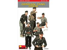 MIN35283 - Miniart 1:35 scale - German Tank Crew Special Edition