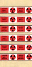 SPACE 1999 Dinky EAGLE FREIGHTER 360 Replacement Baril stickers