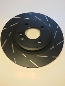 EBC USR1007 Slotted Front Brake Discs(Pair) MINI One Cooper Cooper S 276m x 22mm