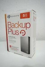 Seagate Backup Plus + 4tb 5tb Disco duro externo portátil HDD USB 3.0 Back up