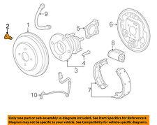 GM OEM Brake-Front-Rotor Bolt 11570339